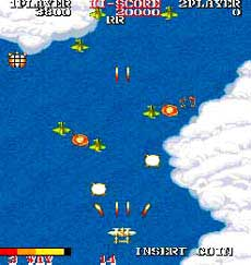 1943 Battle of Midway Arcade Game