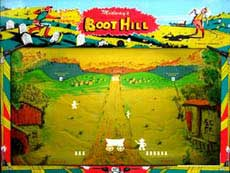 Boot Hill 70's Arcade Game
