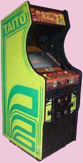 Elevator Action Arcade Game Cabinet