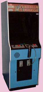 Hogan's Alley Arcade Game Cabinet
