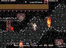 Indiana Jones and the Temple of Doom Arcade Game