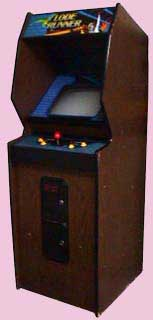 Lode Runner Arcade Game Cabinet
