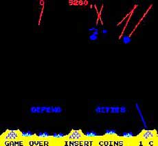 Missile Command Arcade Game