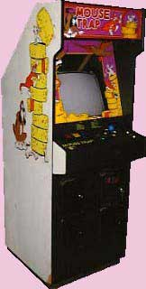 Mouse Trap Arcade Game Cabinet