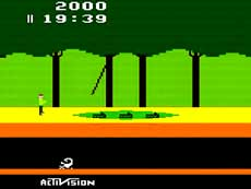 Atari 2600 Pitfall Game