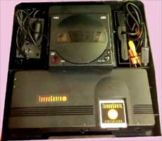 TurboGrafx 16 Game Console
