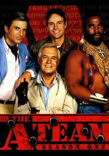 The A-Team TV Show