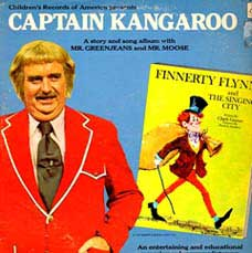 Captain Kangaroo 80's TV Show