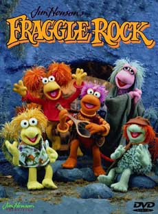 Fraggle Rock 80's TV Show