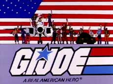 G.I. Joe Cartoon 80's TV