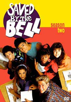 Saved by the Bell 80's TV Show
