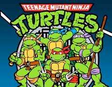 Teenage Mutant Ninja Turtles Cartoon 80's TV