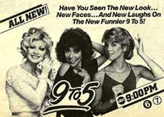 9 to 5 80's TV Show