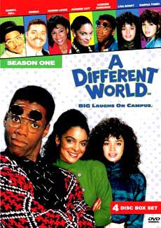 A Different World 80's TV Show