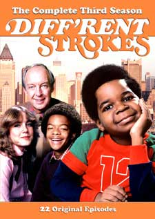 Diff'rent Strokes 80's TV Show