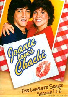 Joanie Loves Chachi 80's TV Show