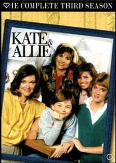 Kate and Allie 80's TV Show