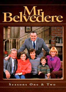 Mr. Belvedere 80's TV Show