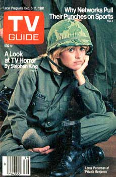 Private Benjamin 80's TV Show