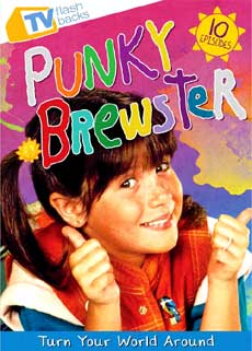 Punky Brewster 80's TV Show