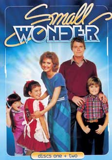 Small Wonder 80's TV Show