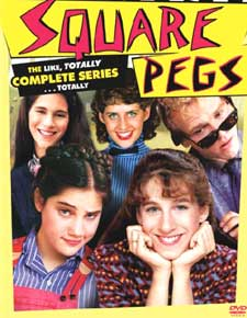Square Pegs 80's TV Show