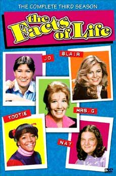 The Facts of Life 80's TV Show