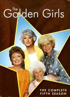 The Golden Girls 80's TV Show