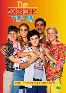 The Wonder Years 80's TV Show