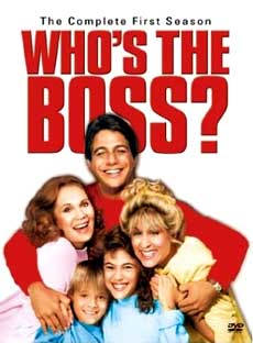 Who's the Boss 80's TV Show
