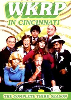 WKRP in Cincinnati TV Show