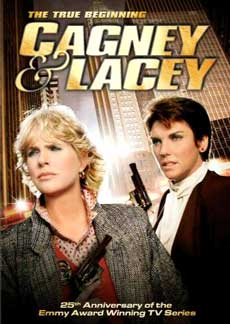 Cagney and Lacey 80's TV Show