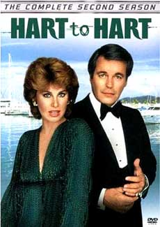 Hart to Hart 80's TV Show