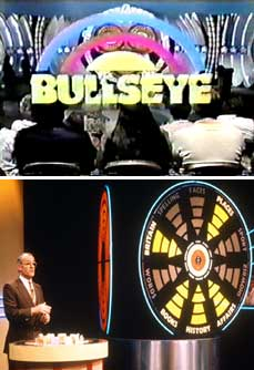 Celebrity Bullseye Game Show