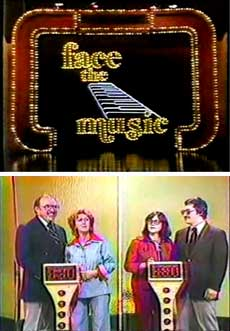 Face the Music Game Show