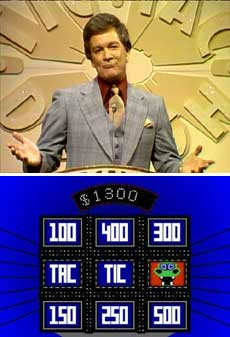Tic-Tac-Dough Game Show