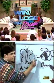 Win, Lose or Draw Game Show