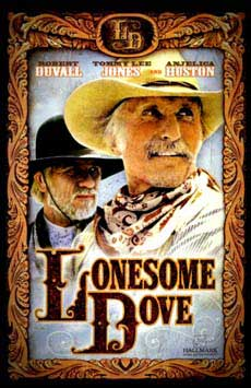 Lonesome Dove Mini Series TV Show