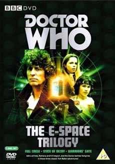 Doctor Who 80's TV Show