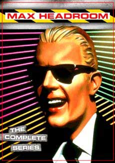 Max Headroom TV Show
