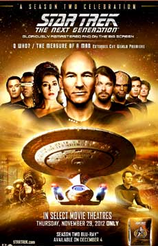 Star Trek the Next Generation TV Show