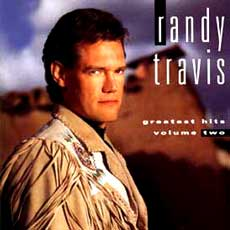 Randy Travis Singer