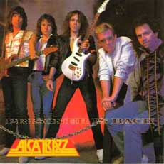 Alcatrazz Hair Metal Band