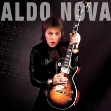 Aldo Nova Hair Metal Band