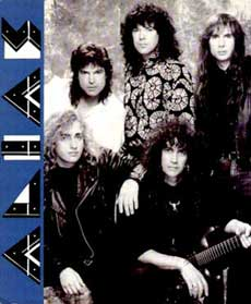 Alias Hair Metal Band