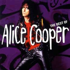 Alice Cooper Hair Metal Band