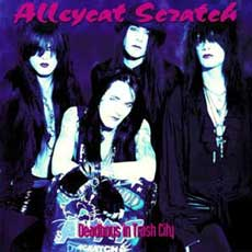 Alleycat Scratch Hair Metal Band