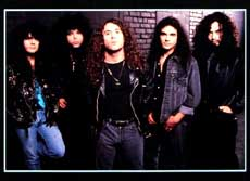Armored Saint Hair Metal Band