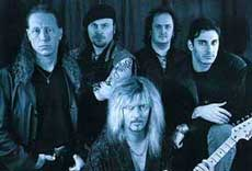 Axel Rudi Pell Hair Metal Band