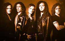 Axxis Hair Metal Band